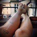 фото Тату на шраме, рубце, следе (tattoo) (значение) - пример рисунка - 010 tatufoto.com