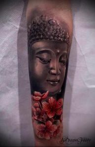 Фото тату Будда - 24052017 - пример - 006 Tattoo Buddha