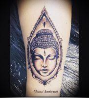 Фото тату Будда — 24052017 — пример — 008 Tattoo Buddha