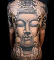 Фото тату Будда — 24052017 — пример — 009 Tattoo Buddha