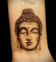 Фото тату Будда — 24052017 — пример — 010 Tattoo Buddha