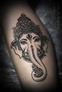Фото тату Будда - 24052017 - пример - 021 Tattoo Buddha