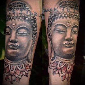 Фото тату Будда - 24052017 - пример - 033 Tattoo Buddha