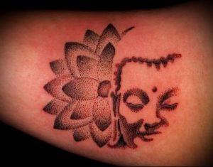 Фото тату Будда - 24052017 - пример - 043 Tattoo Buddha