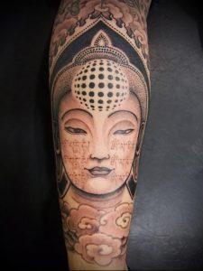 Фото тату Будда - 24052017 - пример - 044 Tattoo Buddha