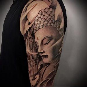 Фото тату Будда - 24052017 - пример - 045 Tattoo Buddha