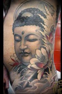 Фото тату Будда - 24052017 - пример - 046 Tattoo Buddha