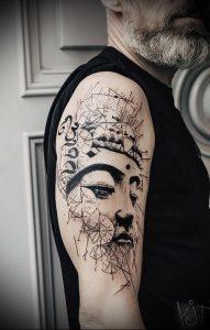 Фото тату Будда - 24052017 - пример - 051 Tattoo Buddha
