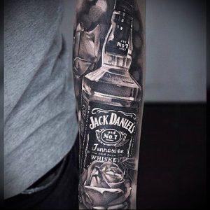 Фото тату Смерть (Death tattoo example) (значение) - пример рисунка - 038 tatufoto.com