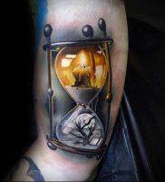 Фото тату Смерть (Death tattoo example) (значение) — пример рисунка — 059 tatufoto.com