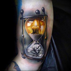 Фото тату Смерть (Death tattoo example) (значение) - пример рисунка - 059 tatufoto.com