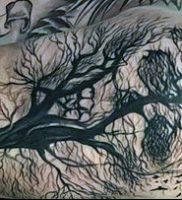 Фото тату Смерть (Death tattoo example) (значение) — пример рисунка — 061 tatufoto.com