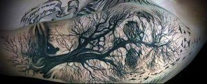 Фото тату Смерть (Death tattoo example) (значение) - пример рисунка - 061 tatufoto.com