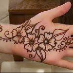 Фото Мехенди на ладони - 17062017 - пример - 006 Mehendi in the palm of your hand