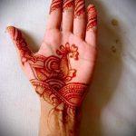 Фото Мехенди на ладони - 17062017 - пример - 012 Mehendi in the palm of your hand.MEDIUM