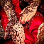 Фото Мехенди на ладони - 17062017 - пример - 020 Mehendi in the palm of your hand