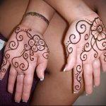 Фото Мехенди на ладони - 17062017 - пример - 021 Mehendi in the palm of your hand