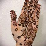 Фото Мехенди на ладони - 17062017 - пример - 036 Mehendi in the palm of your hand