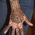 Фото Мехенди на ладони - 17062017 - пример - 042 Mehendi in the palm of your hand