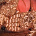 Фото Мехенди на ладони - 17062017 - пример - 043 Mehendi in the palm of your hand