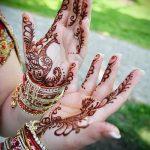Фото Мехенди на ладони - 17062017 - пример - 045 Mehendi in the palm of your hand