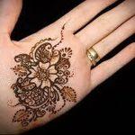 Фото Мехенди на ладони - 17062017 - пример - 054 Mehendi in the palm of your hand