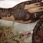 Фото Мехенди на ладони - 17062017 - пример - 067 Mehendi in the palm of your hand