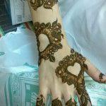 Фото Мехенди на ладони - 17062017 - пример - 075 Mehendi in the palm of your hand