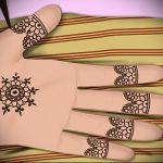Фото Мехенди на ладони - 17062017 - пример - 084 Mehendi in the palm of your hand