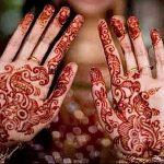 Фото Мехенди на ладони - 17062017 - пример - 085 Mehendi in the palm of your hand