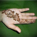 Фото Мехенди на ладони - 17062017 - пример - 087 Mehendi in the palm of your hand