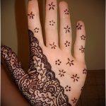 Фото Мехенди на ладони - 17062017 - пример - 089 Mehendi in the palm of your hand