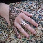 Фото Мехенди на ладони - 17062017 - пример - 093 Mehendi in the palm of your hand