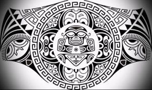 Фото тату Самоа - 16062017 - пример - 033 Tattoo of Samoa