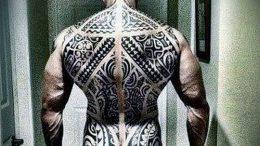 Фото тату Самоа - 16062017 - пример - 046 Tattoo of Samoa