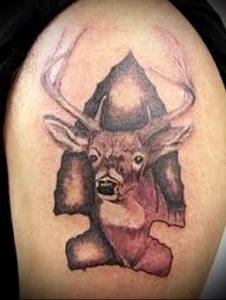 Фото тату лось - 30052017 - пример - 026 tattoo elk
