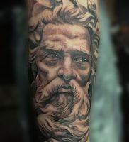 Фото тату Посейдон — 19072017 — пример — 016 Poseidon Tattoo