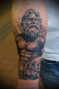 Фото тату Посейдон - 19072017 - пример - 070 Poseidon Tattoo