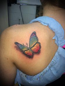 Фото тату радуга - 22072017 - пример - 027 Rainbow tattoo_tattoo-photo.ru