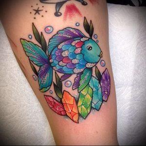Фото тату радуга - 22072017 - пример - 029 Rainbow tattoo_tattoo-photo.ru