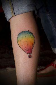 Фото тату радуга - 22072017 - пример - 039 Rainbow tattoo_tattoo-photo.ru