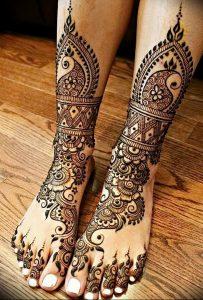 фото Мехенди мандала от 02.08.2017 №023 - Mehendi Mandala_tattoo-photo.ru