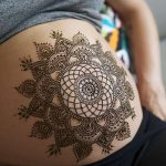 фото Мехенди мандала от 02.08.2017 №030 - Mehendi Mandala_tattoo-photo.ru 12313231
