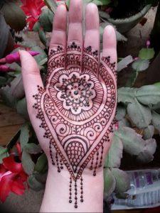 фото Мехенди мандала от 02.08.2017 №067 - Mehendi Mandala_tattoo-photo.ru