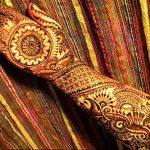 фото Рисунки мехенди на руке от 02.10.2017 №060 - mehendi on hand - tattoo-photo.ru 135152