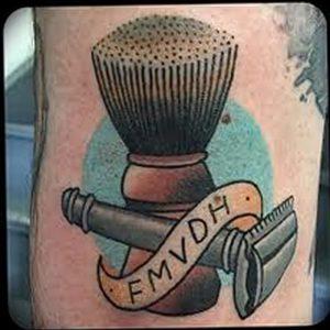 фото тату лезвие (опасная бритва) от 08.09.2017 №059 - tattoo dangerous razor