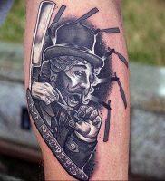 фото тату лезвие (опасная бритва) от 08.09.2017 №076 — tattoo dangerous razor
