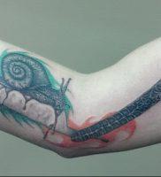 фото тату лезвие (опасная бритва) от 08.09.2017 №080 — tattoo dangerous razor