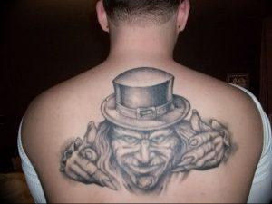 фото тату лепрекон от 04.10.2017 №092 - tattoo leprechaun - tattoo-photo.ru