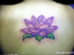 фото тату лотос от 02.10.2017 №132 - lotus tattoo - tattoo-photo.ru